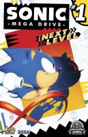 Sonic - Mega Drive: The Next Level #1 - One-Shot